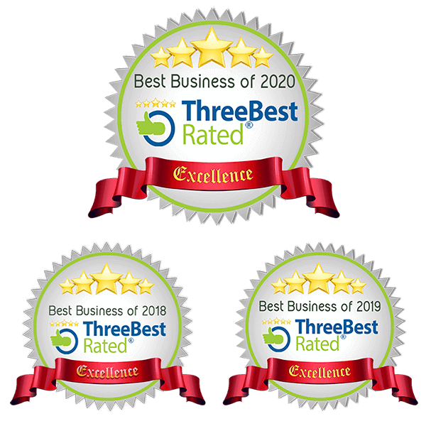 Three Best Rated web designer