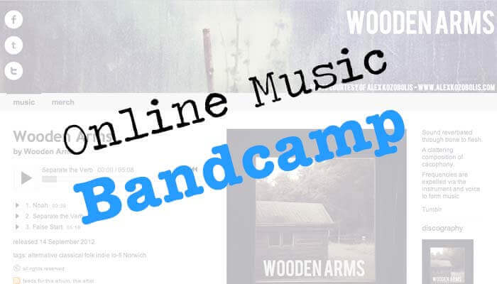 Bandcamp tutorial and guide