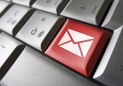 installing a gridhost email account