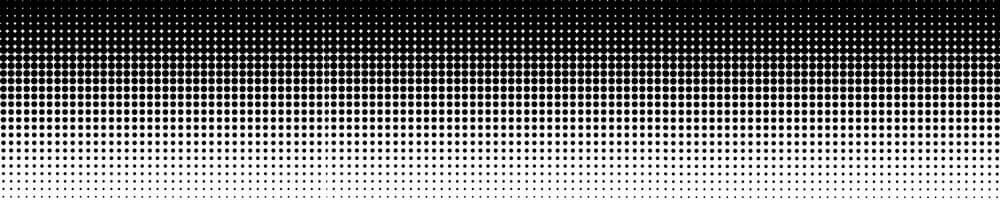 Example of a halftone picture