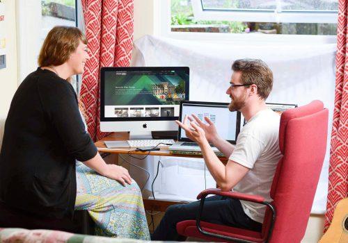 Freelance web developer in Norwich