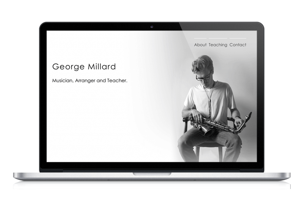 George Millard Website