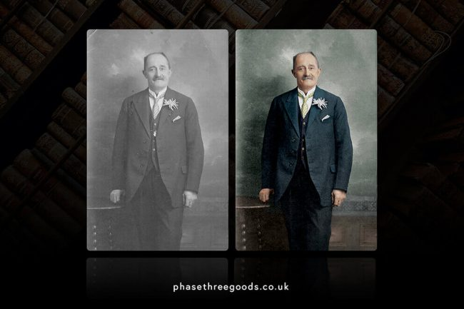 Old Photograph Restoration