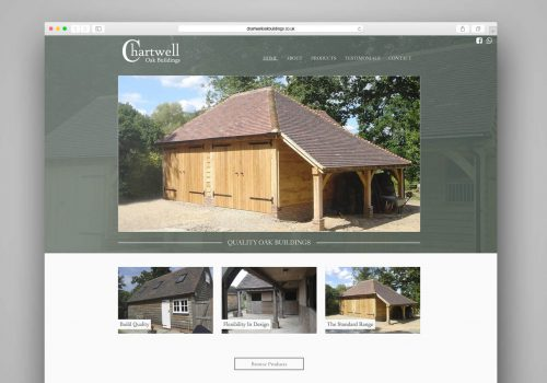 Portfolio Chartwell Oak Buildings