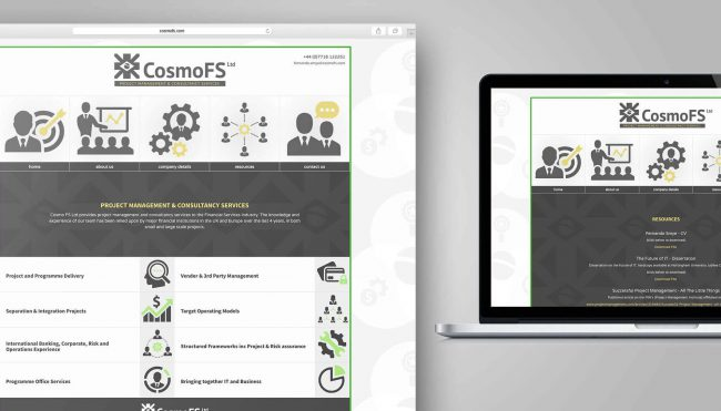 Cosmo FS Project Management
