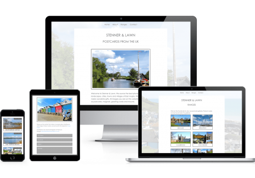 Stenner & Lawn Website Design