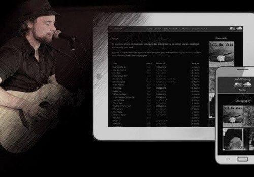 Josh Wintrup Music
