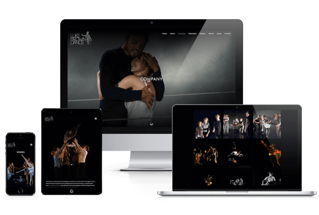 Luke Brown Dance 2018 - Responsive