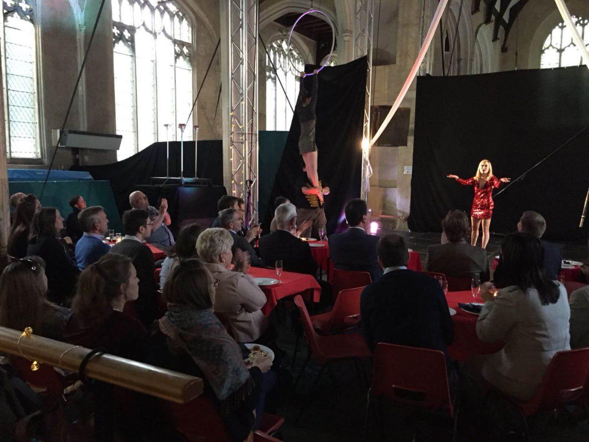 Oak Circus Centre Performance