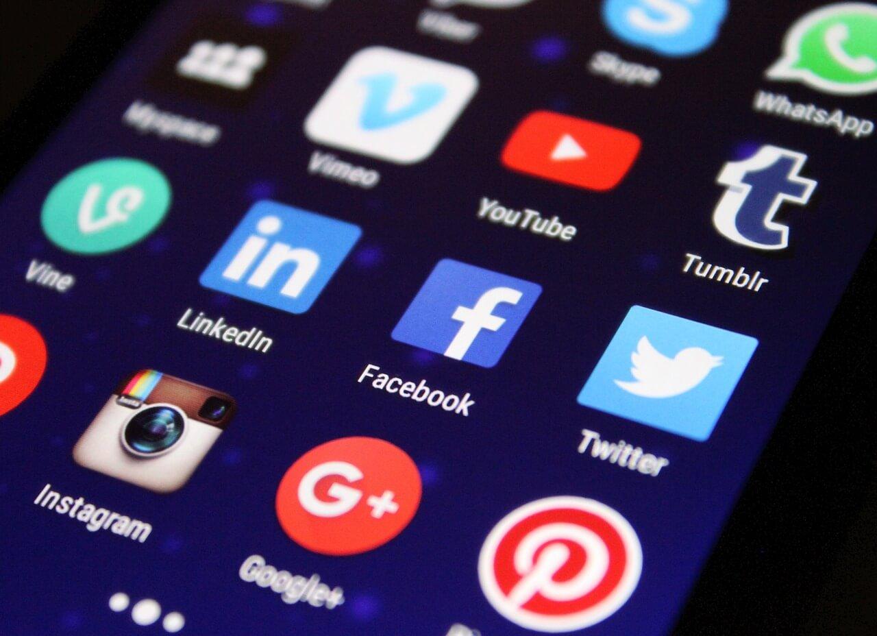 modern day social media